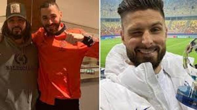 'Retourné acromerdique', Mohamed Henni tacle Olivier Giroud sur son geste