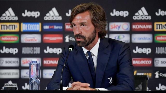 Verona-Juventus, Pirlo conta su Cristiano Ronaldo e Kulusevski