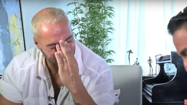 Após ser solto, Belo concede entrevista a Leo Dias e questiona se cantar é crime