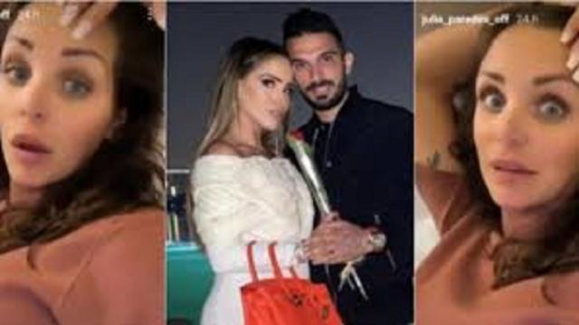Julia Paredes et son mari chez les Tanti : 'Ils ont laissé des crottes'