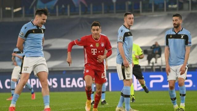 Lazio-Bayern Monaco termina 1-4: Robert Lewandowski e compagni calano il poker