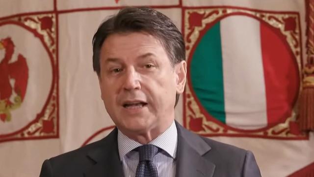 Giuseppe Conte, torna all'università di Firenze con una lezione sulla pandemia