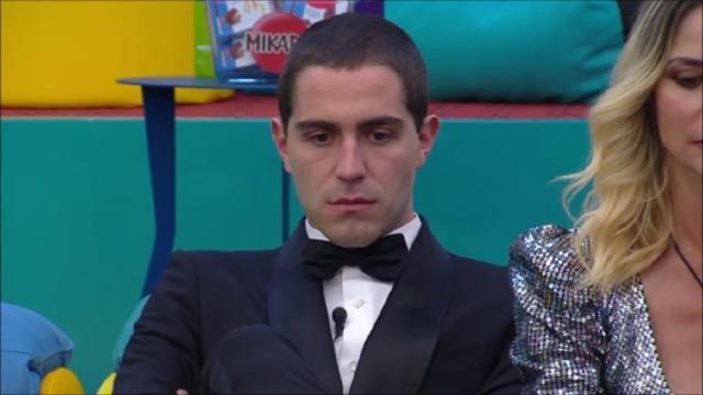 Gf Vip, televoto dell'1 marzo: Zorzi potrebbe perdere contro Zelletta