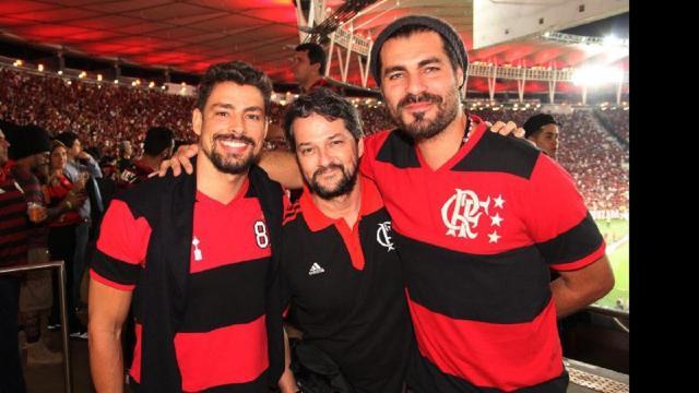 5 famosos que são torcedores declarados do Flamengo