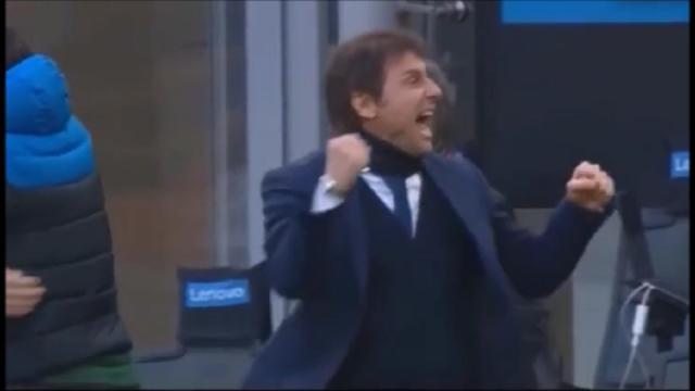 Inter, 3-0 al Genoa e la fuga continua
