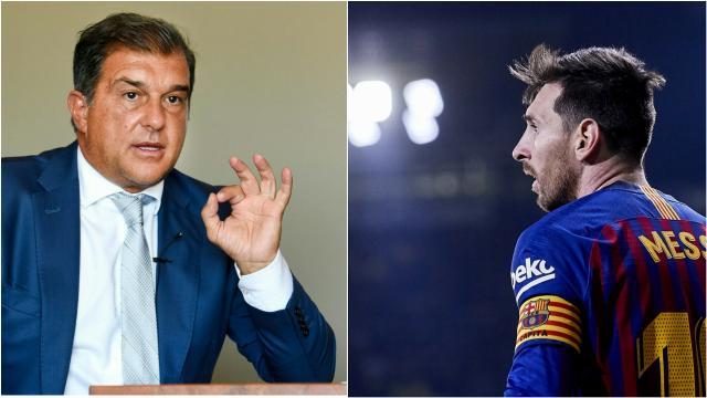 FC Barcelone - Messi : Laporta aurait un plan à 400M€ pour contrer le PSG