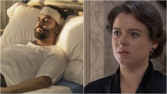 Una Vita, trame spagna: Felipe viene investito. Genoveva trama vendetta