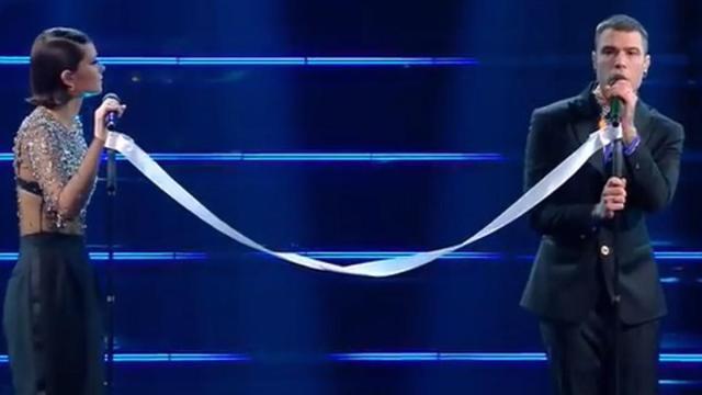 Sanremo 2021: Fedez ha avuto problemi alle prove e sarebbe certo della vittoria