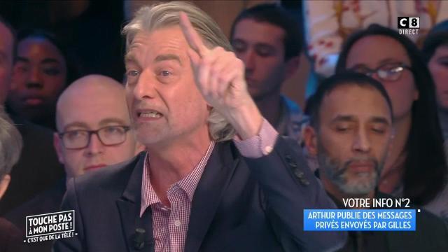 Gilles Verdez clashe Fabrice Di Vizio, il subit les foudres des internautes