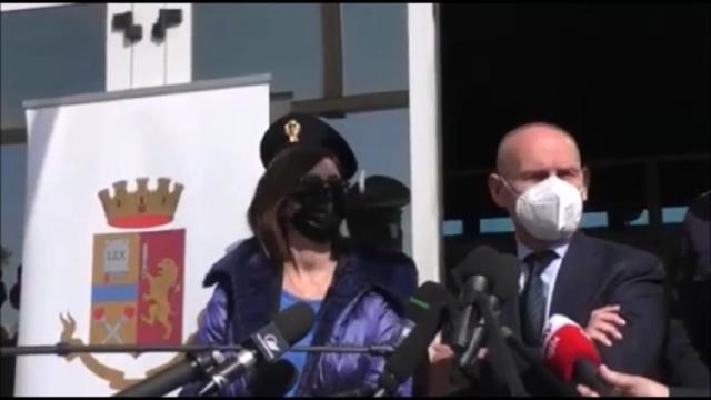 Delitto Ilenia Fabbri, l'ex marito e un suo amico in arresto