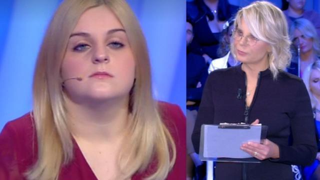 C'è posta per te: Maria De Filippi perde la pazienza durante la trasmissione