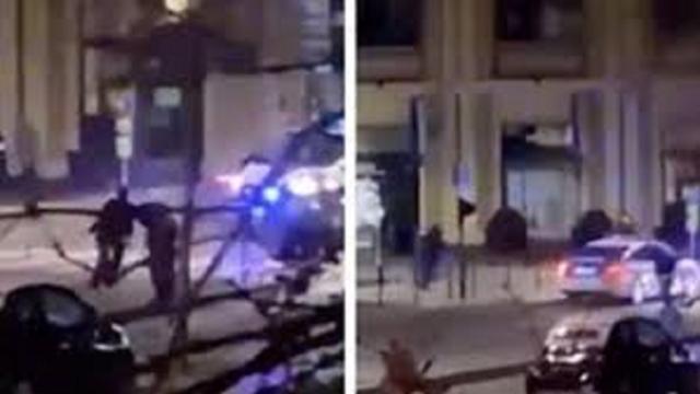 La police tente d'arrêter un chauffard mineur, il prend la fuite avant d'être arrêté