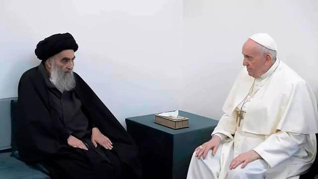 Primeiro Papa a visitar o Iraque, Francisco leva recado de paz e justiça
