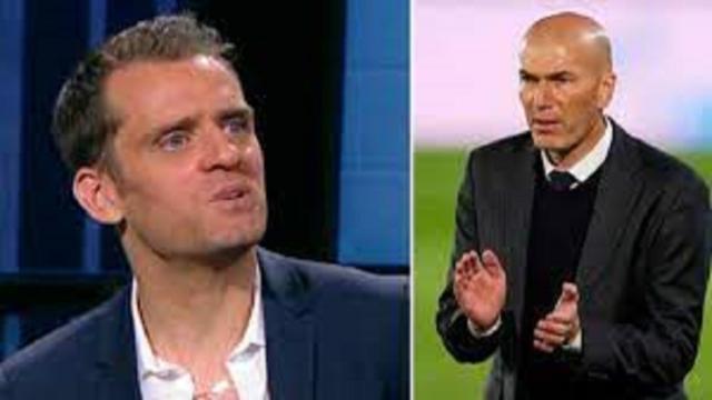 Rothen critique Zidane, les internautes le dézinguent
