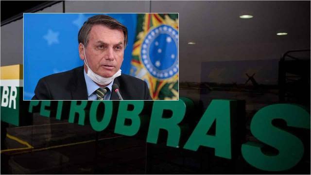 Bolsonaro reage a aumento do preço do gás de cozinha pela Petrobras: 'inadmissível'