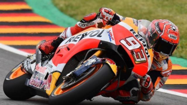 MotoGP: Marquez è pronto per tornare nuovamente a gareggiare