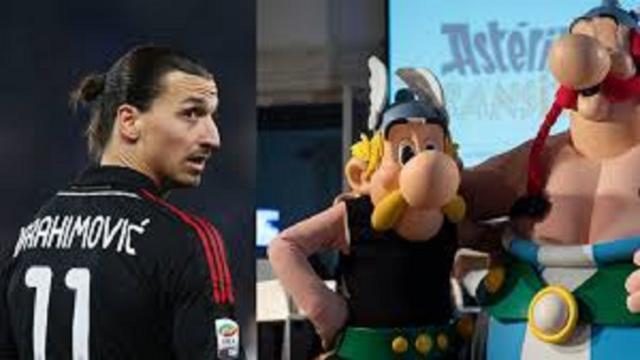 'Astérix et Obélix : L'Empire du milieu', Zlatan dans un incroyable casting