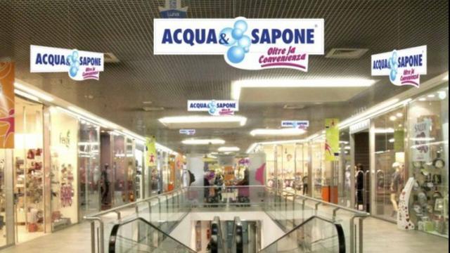 Acqua & Sapone, specializzata nel commercio di prodotti di cosmetica ricerca nuove figure