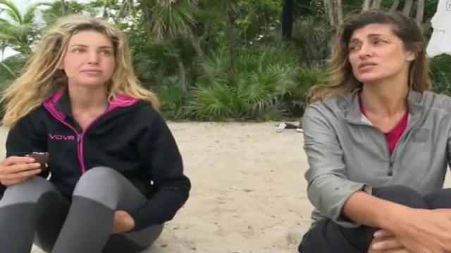 Isola: Miryea pensa che Cerioli sia infatuato di Elisa