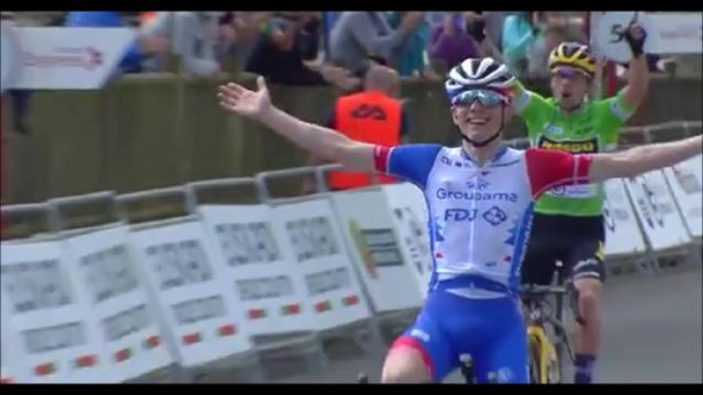 Crolla McNulty, Roglic vince il Giro dei Paesi Baschi