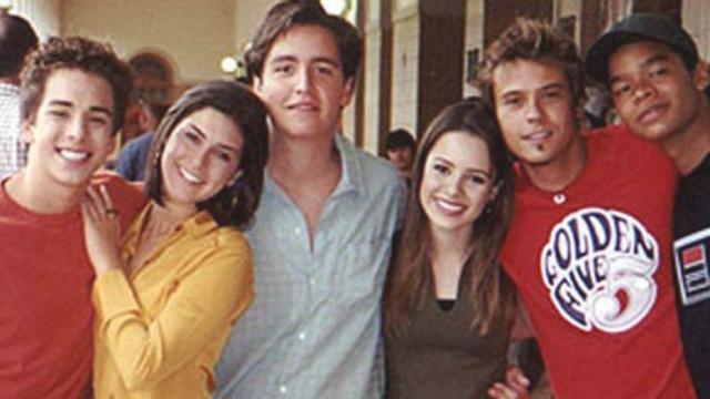Como estão atualmente alguns dos atores que estiveram na série 'Sandy & Junior'