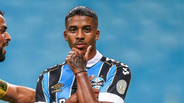 Jean Pyerre deve ser a novidade do Grêmio para encarar o Del Valle