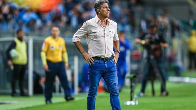 Após vexame na Libertadores, Renato Gaúcho não é mais técnico do Grêmio