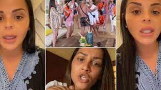 LVDA4 : Rania continue de clasher Sarah, elle lui répond