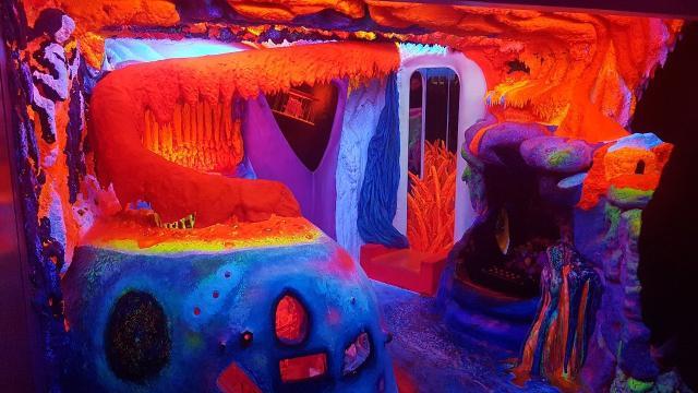 Arte, tra i cinque musei più folli del mondo c'è anche il Moba di Sommerville
