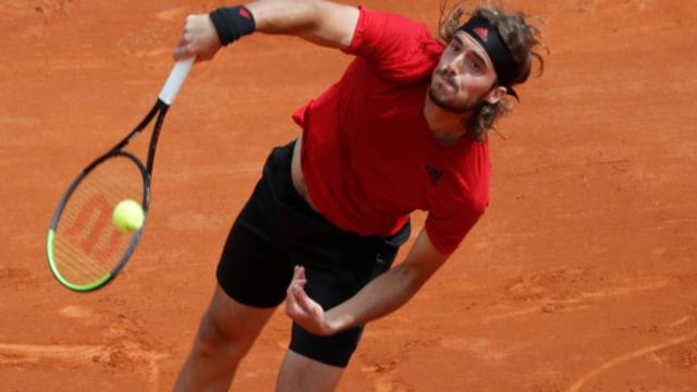 Tennis, Montecarlo 1000: Rublëv e Tsitsipas in semifinale, Fognini eliminato