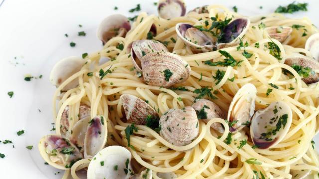 Spaghetti alle vongole: un piatto di mare molto saporito