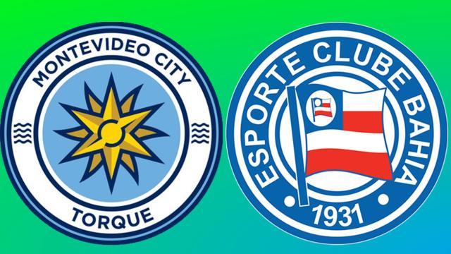 Informações pré-jogo de Montevideo City x Bahia pela Copa Sul-Americana