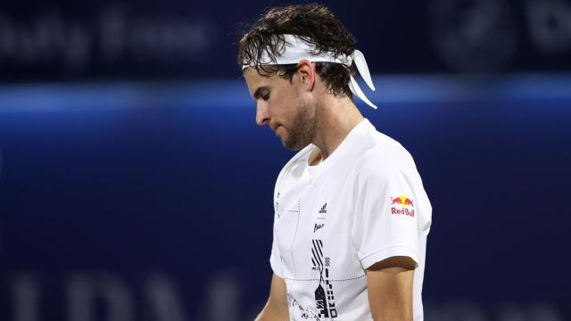 Tennis, Dominic Thiem sui problemi fisici: 'Se non sono al top perdo'