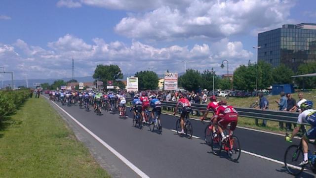 Ciclismo: Pancani torna a raccontare il Giro, la novità è Giada Borgato