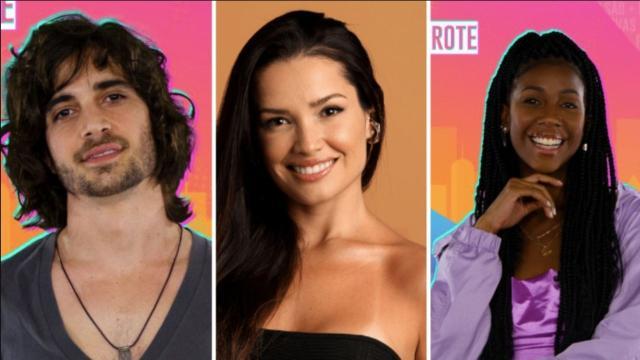 'BBB21': enquete do UOL indica Juliette em primeiro, Fiuk em segundo e Camilla em terceiro