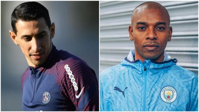 PSG - City : Après son exclusion, Di Maria s'est emporté face à Fernandinho