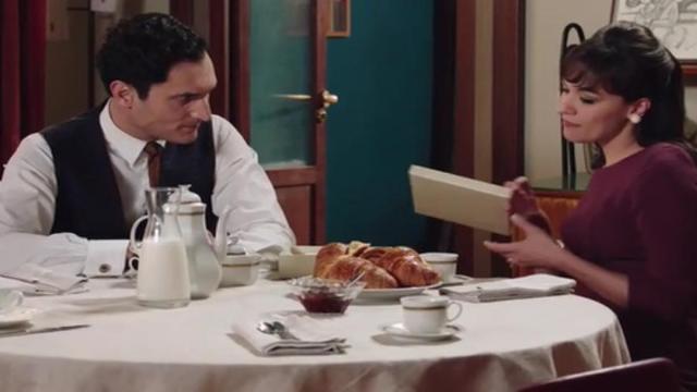 Il Paradiso, anticipazioni al 14/5: Marta e Vittorio tornano insieme