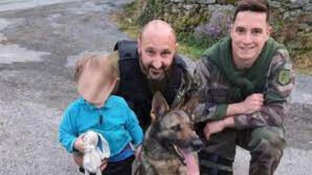 Aveyron : Les gendarmes retrouvent un enfant grâce à leur chienne