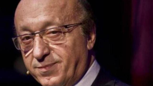 Juventus, Moggi: 'Se i bianconeri vanno in Champions, il progetto deve proseguire'