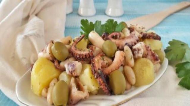 Insalata di Polpo: un piatto che richiama il profumo del mare