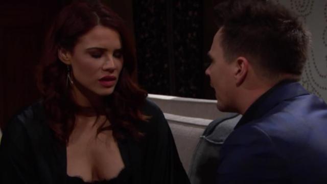Beautiful, trame dal 16 al 22 maggio: Wyatt chiede a Sally di vivere con lui