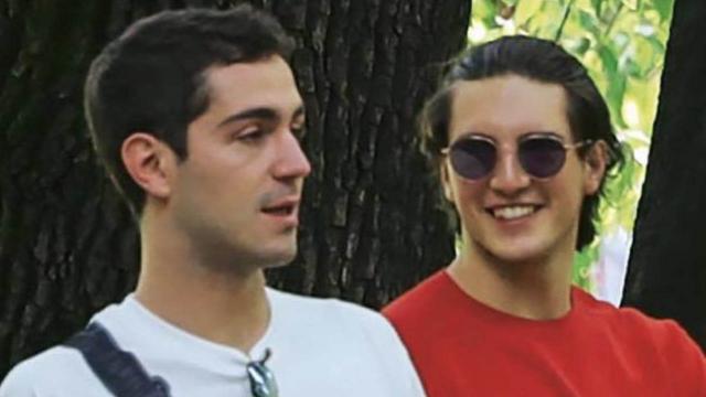 Tommaso ammette di non essere solo dopo le foto con l'ex ballerino di Amici