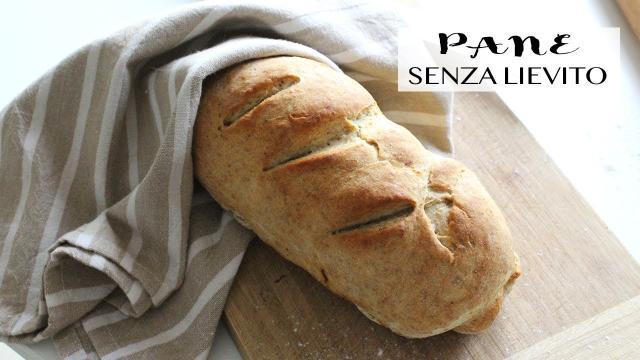 Pane senza lievito: ricetta semplice e veloce