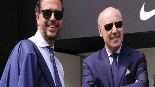 Intrecci Juventus-Inter: Marotta potrebbe tornare ma solo in caso di addio di Paratici