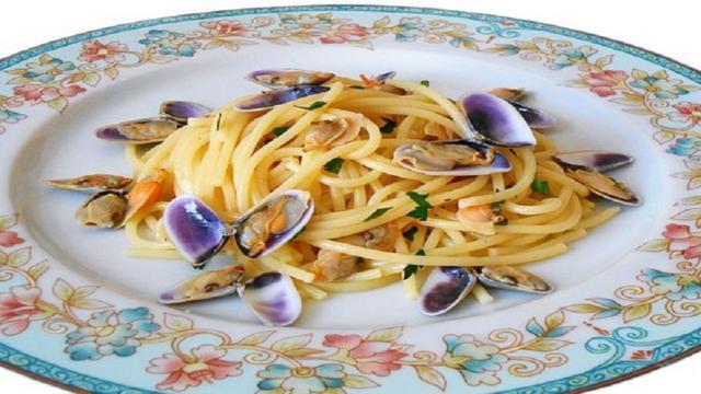Spaghetti alle telline: un piatto di mare molto gustoso