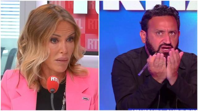 Cyril Hanouna et Ophélie Winter se clashent fort par médias interposés