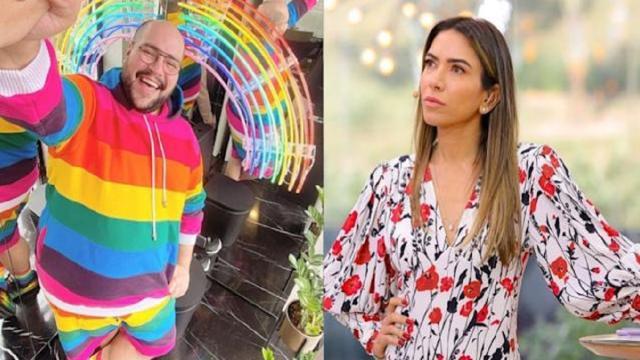 Tiago Abravanel recebe apoio de celebridades após rebater fala homofóbica da tia