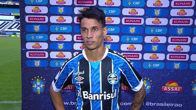 Grêmio pretende negociar a renovação de contrato e aumento salarial de Ferreira