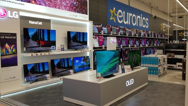 Euronics lancia nuove assunzioni da collocare su tutto il territorio nazionale