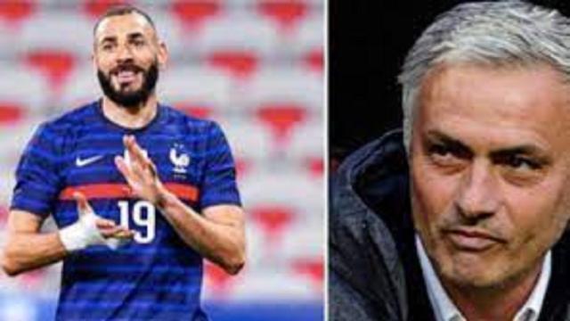 Jose Mourinho encense Karim Benzema et le voit faire un grand Euro